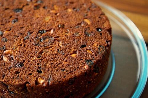 plum cake original