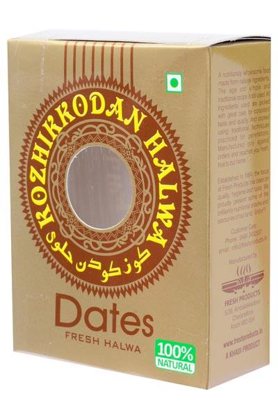 Kozhikkodan Dates Halwa