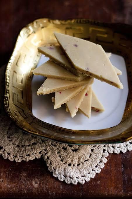 Diwali sweet - kaju katli