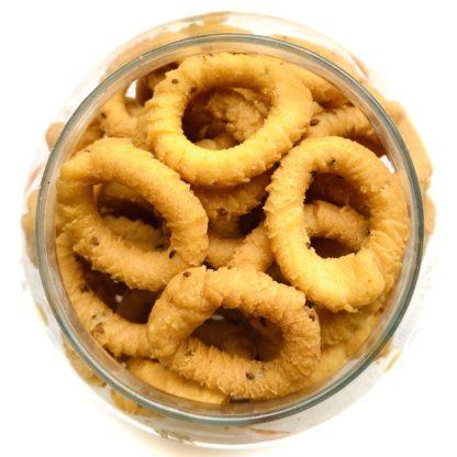 Crispy Ring Muruku