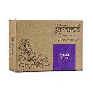 neem thulasi soap