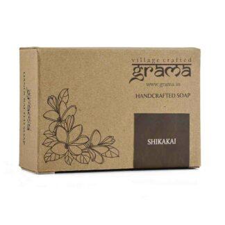 shikkakai soap